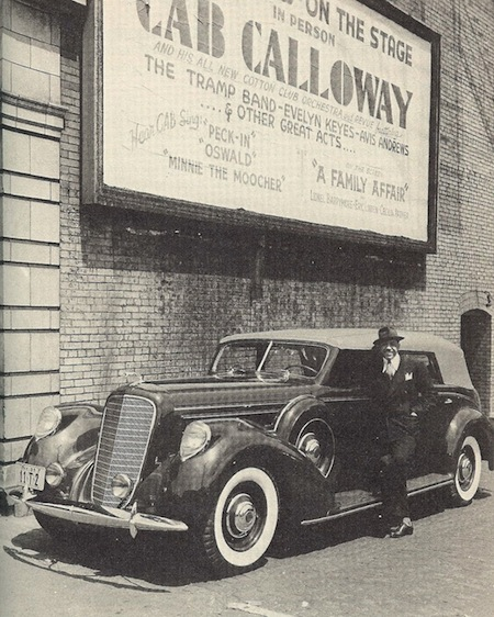 1937 Spring Cab Callowa and his Lincoln.jpg