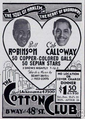 1936 Ad Cotton Club avec Bill Robinson.JPG