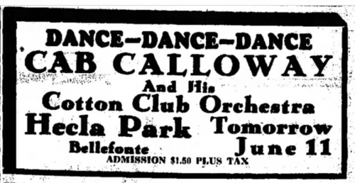 1946 0610 Tyrone Daily Hearld, Tyron, PA ad.png
