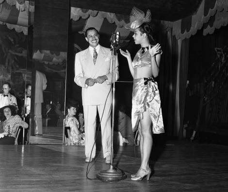 1945 Cab Calloway and Dotty Saulter at the Zanzibar.jpg