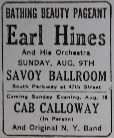 1931 0808 Pub après Earl Hines SMALL.jpg