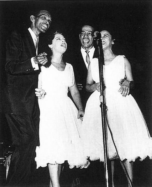 1961 Copasetics Showcase Honi et Marion Coles Cholly et Dotty.png