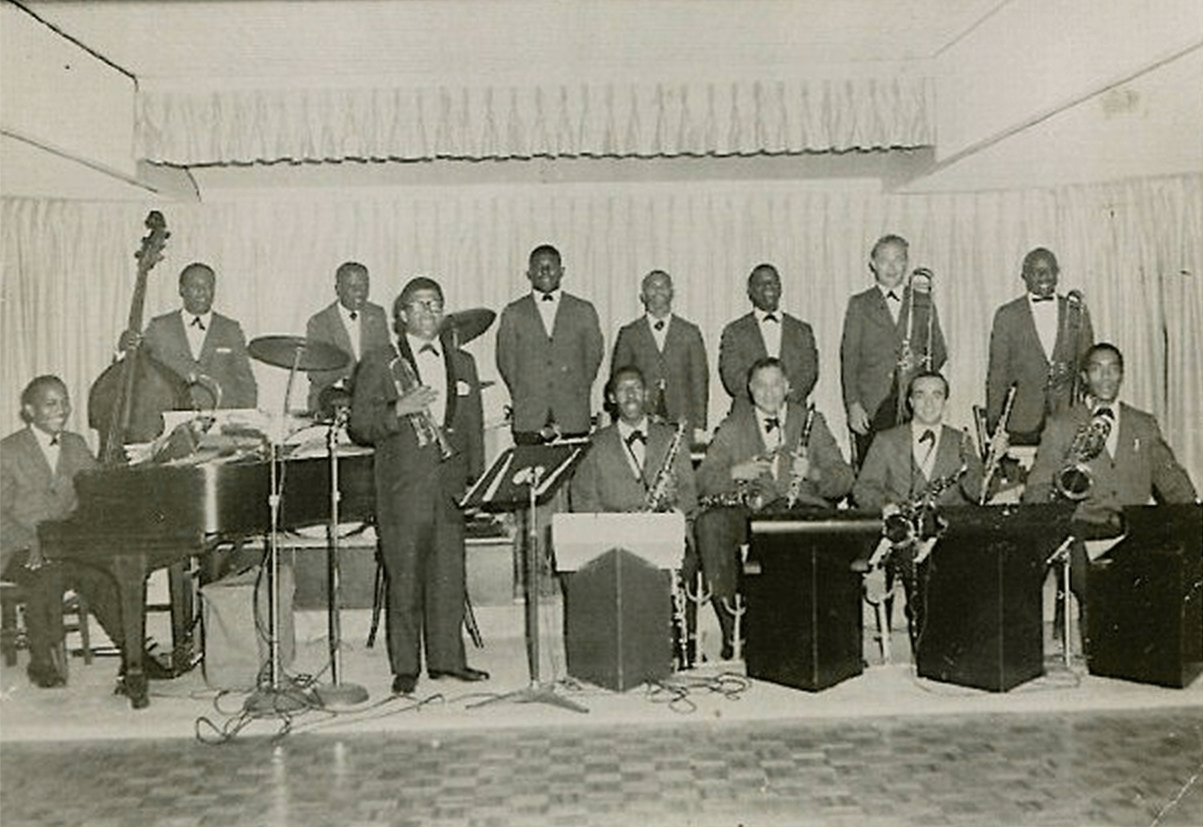 1963 ca Club Harlem Johnny Lunch Orchestra.png