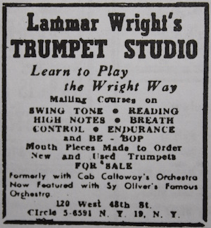 1947 1018 NY Amsterdam News WRIGHT Trumpet Studio Ad.png