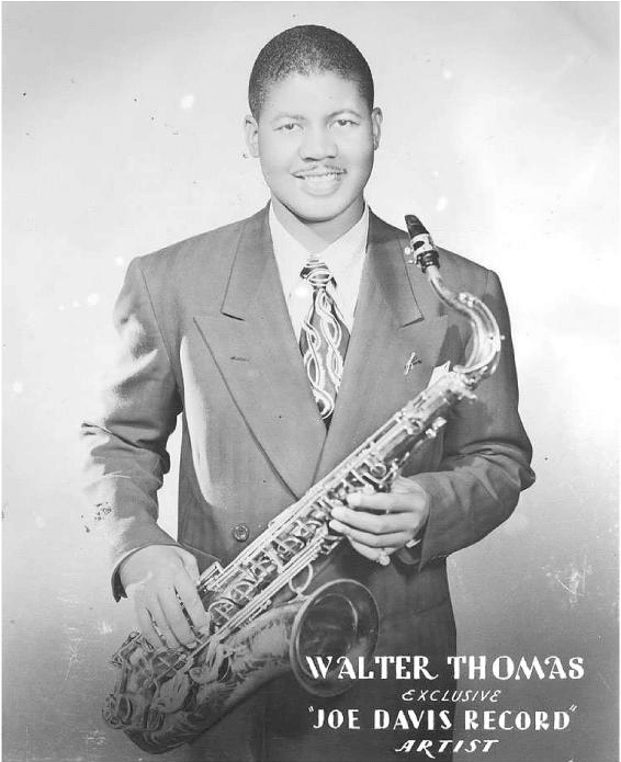 THOMAS Walter Foots Joe Davis artist.png