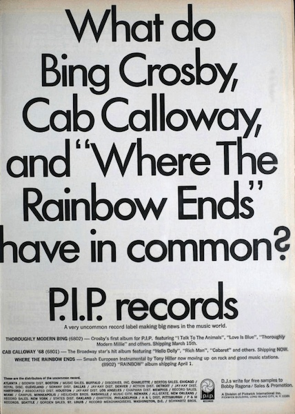 1968 0316 Billbboard PIP Records Ad with Cab.png