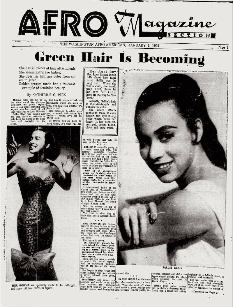 1957 0101 Washington Afro Magazine Sallie Blair - copie.png