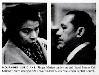 1958 0414 LIFE Mag Cab et Marian Anderson at WC HANDY funeral - copie.png