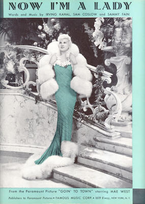 1935 mae west now im a lady.JPG