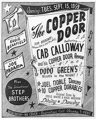 1959 0915 Copper Door Opening Cotton Club Revue.png