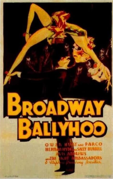 1935 Broadway Ballyhoo 1935.jpg