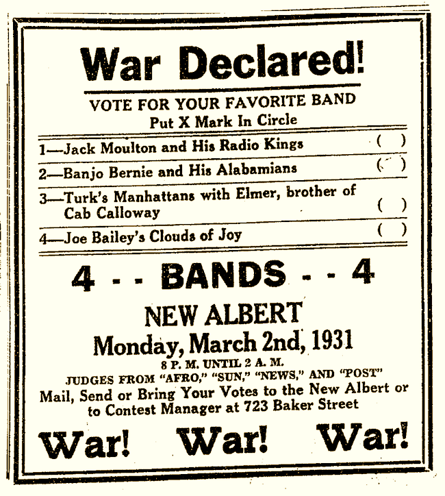 1931 0228 Battle of Bands with Elmer Calloway AD.png