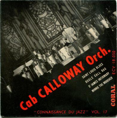 02 Cab Calloway EP Coral ECV 18 050 France.jpg