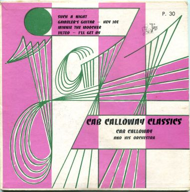 11 Cab Calloway EP La Guilde du Jazz POP 30 pink.jpg