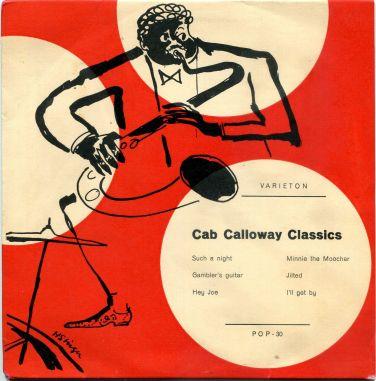 16 Cab Calloway EP Varieton POP 30 Germany.jpg