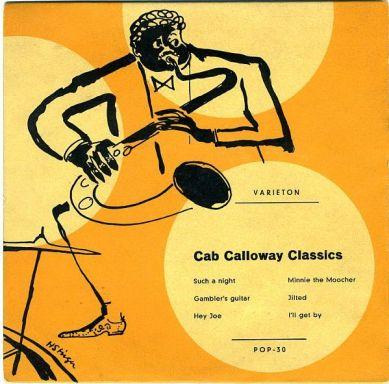 19 Cab Calloway EP Varieton Pop 30 yellow cover.jpg