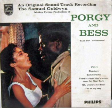 27 Cab Calloway EP Porgy and Bess Volume 1.jpg