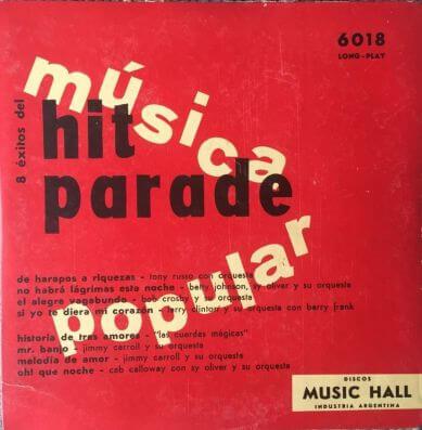 45 Cab Calloway LP Music Hall 6018 Argentina.jpg
