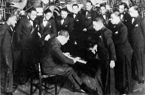 Duke Ellington et son orchestre au Cotton Club