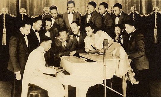 Claude Hopkins and his orchestra