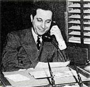 Moe GALE, premier agent de Cab Calloway