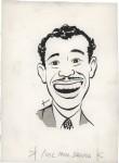 Cab' caricatures